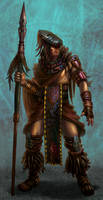 Hunter - 'Tribepunk'