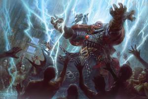 The Ritual - Warhammer 40K:Black Crusade by jubjubjedi