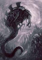 Malanthrope and Rippers - Warhammer 40K:Deathwatch by jubjubjedi