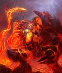 Lava Monster (Cherufe)