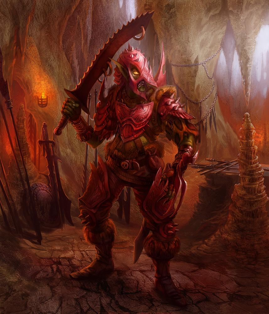 Hobgoblin Infantry by jubjubjedi