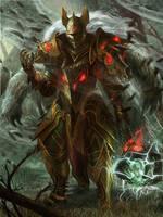 Earth Lord (Level 3) by jubjubjedi