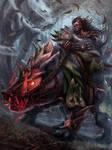 Boar Rider (Level 3)
