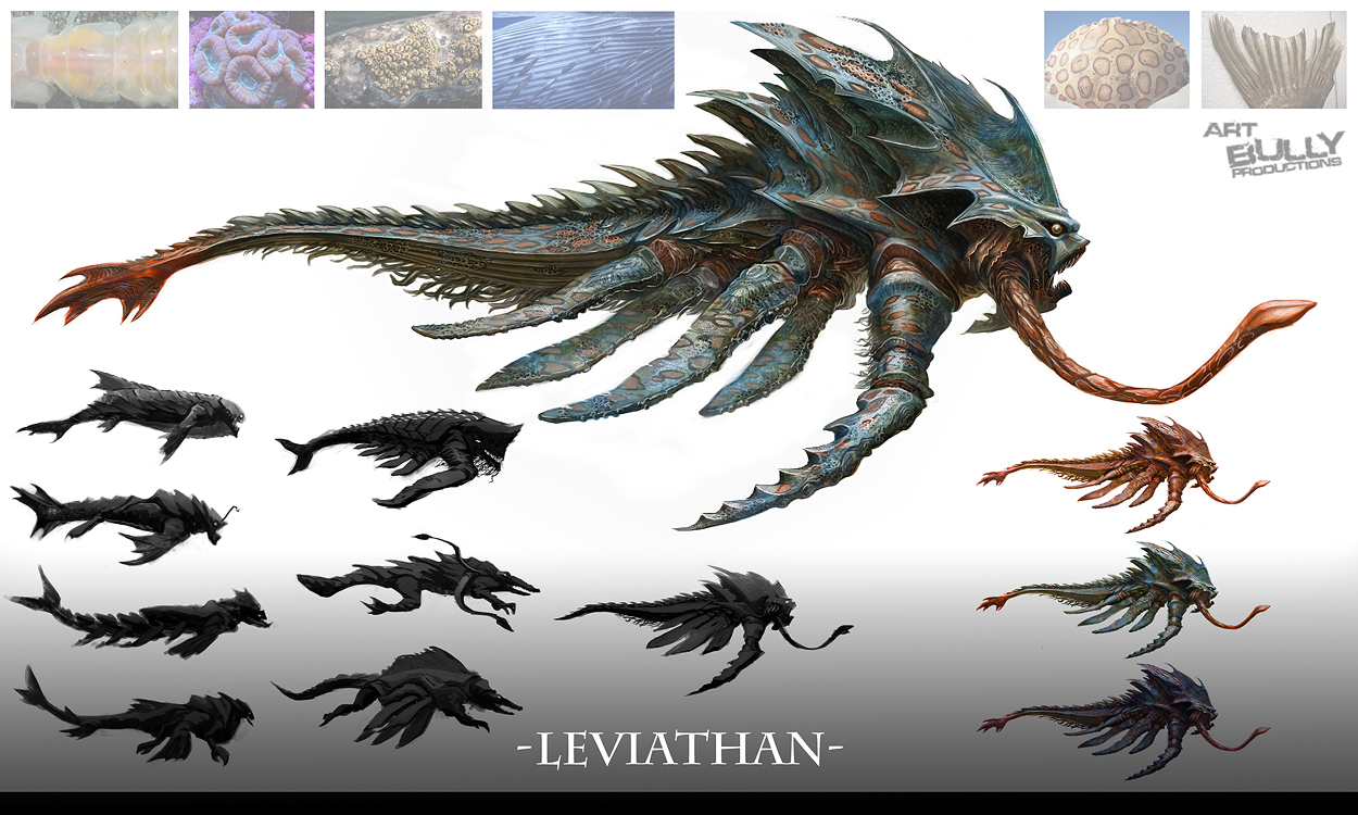 Leviathan by jubjubjedi