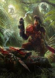 Hunters and Hunted by jubjubjedi