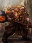 Dwarf Warrior Level 1