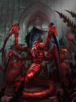 Tyranid Raveners - Warhammer 40K:Emperor's Chosen