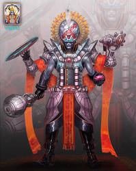 Roger Zelazny's Lord of Light: Vishnu