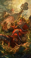 Nurgle's Blessing - Warhammer 40K:Tome of Decay: