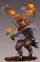 Burdener NPC: Warhammer 40K-Dark Heresy by jubjubjedi