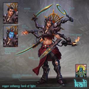 Kali 2A