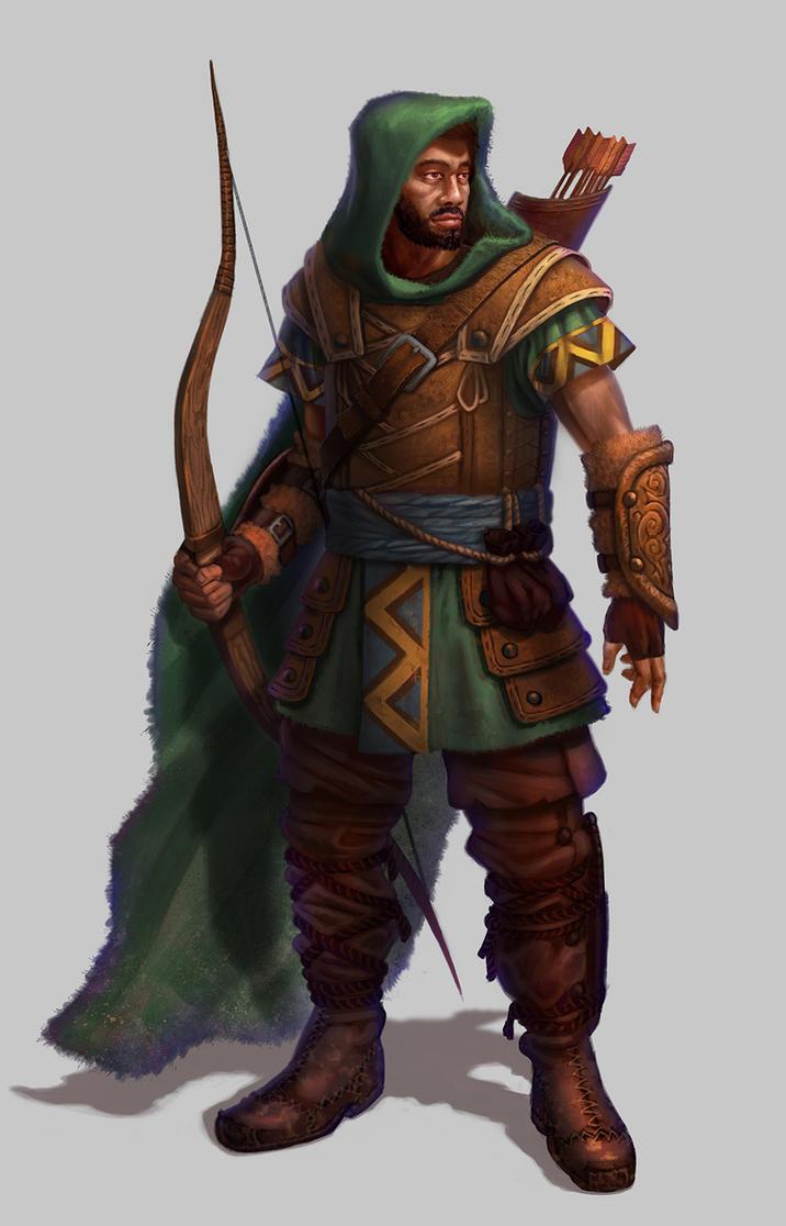 Forest Warden: The World of Aetaltis by jubjubjedi