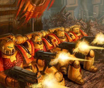 Imperial Fist Siege Force-Warhammer 40000:Conquest