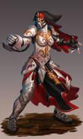 Hospitaller - Warhammer 40,000: Relic Expansion by jubjubjedi