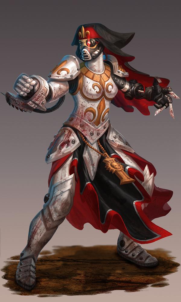 Hospitaller - Warhammer 40,000: Relic Expansion