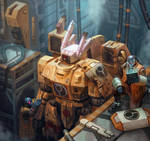 Repair Bay - Warhammer 40,000: Conquest