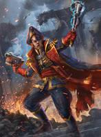Imperial Commissar by jubjubjedi