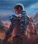 Battle Exoskeleton Level 1 - Outcast Odyssey