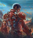 Battle Exoskeleton Level 2 - Outcast Odyssey