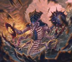 Ymgarl Factor - Warhammer 40,000:Conquest by jubjubjedi