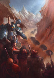 Legion Talk - Warhammer 40,000