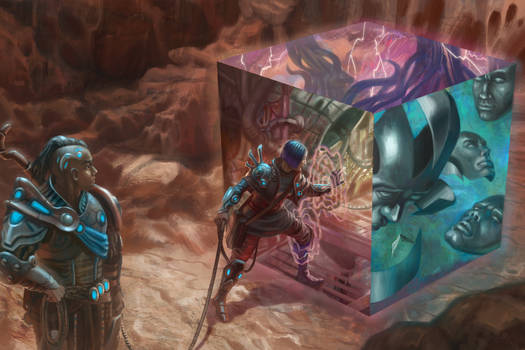 Grinder of Infinities - Numenera: Into the Outside