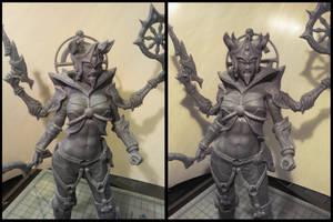 Lord of Light - Kali 3D print