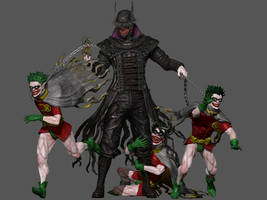 Dark Knights Metal: The Joker/Batman Who Laughs 2