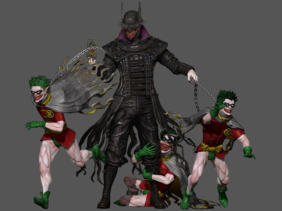 Dark Knights Metal: The Joker/Batman Who Laughs 2