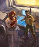 Crafting Ships: Star Wars - Age of Rebellion by jubjubjedi