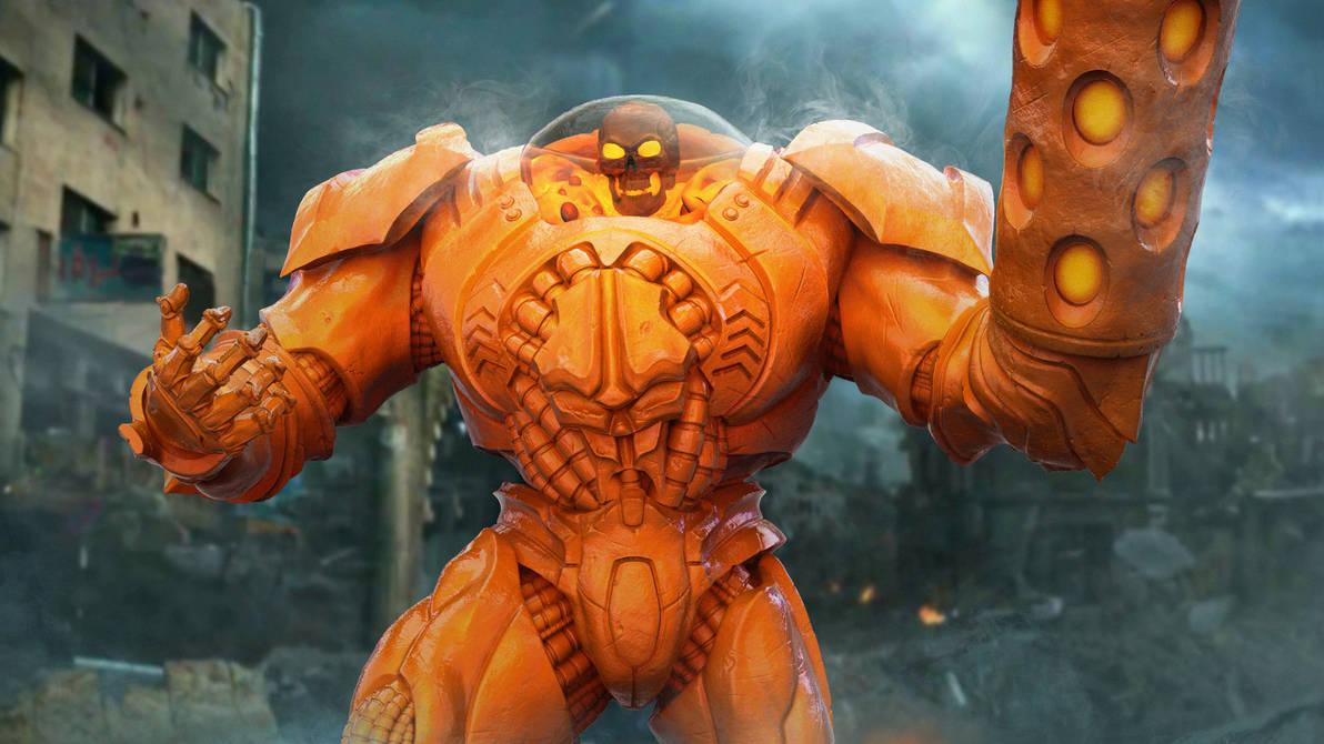 X-Men Age of Apocalypse: Holocaust 2 by jubjubjedi