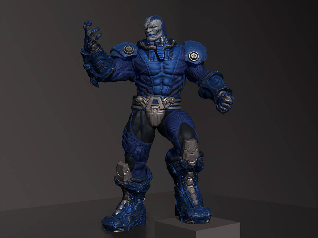 Apocalypse - 3D Render 1 by jubjubjedi