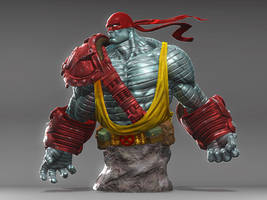 X-Men Colossus:Age of Apocalypse bust.