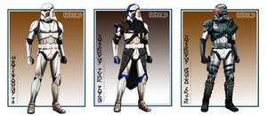 V2.0 Stormtrooper Commanders