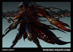 Demonic Pirate Lord