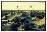 Olympic Stadium Munich by Elessar91