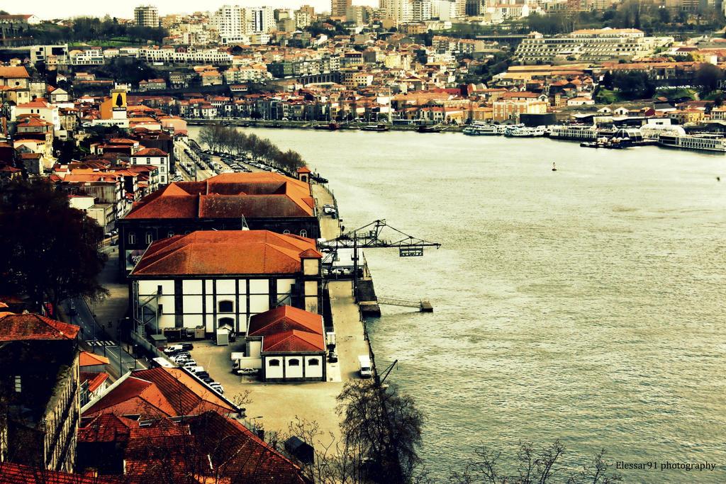 Porto Harbor by Elessar91