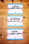 Jelly labels by Itti