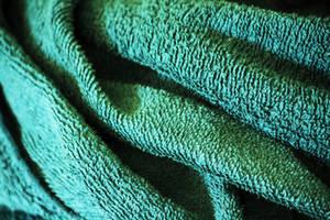 Texture: Emerald Fabric by Itti