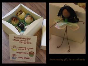 Chocolates for Amie