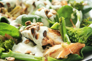 Mackerel salad by Itti