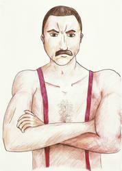 Freddie by Itti