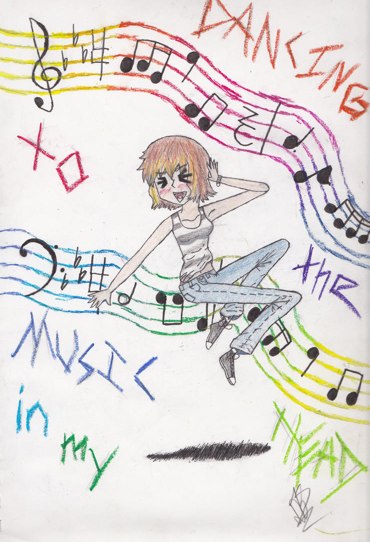 Dancing to the Music in my Head by Kaizuko1
