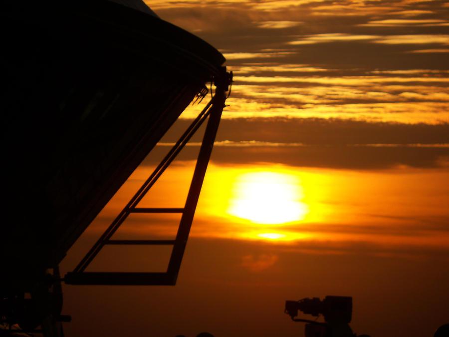 Sunset At Sea 1 by Kaizuko1