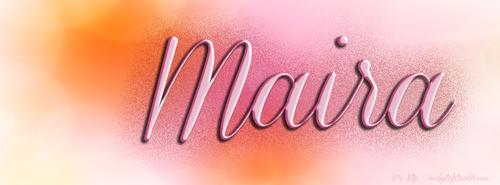 maira by malejafernandez