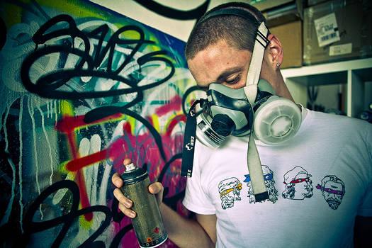 Jacob Patterson, Street Artist