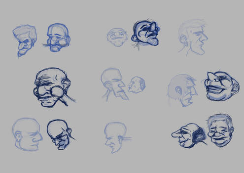 Testing-faces