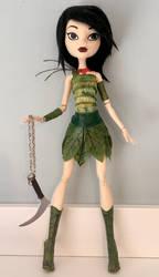 Custom Ashi doll