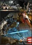 StarWars: Sith vs. Jedi