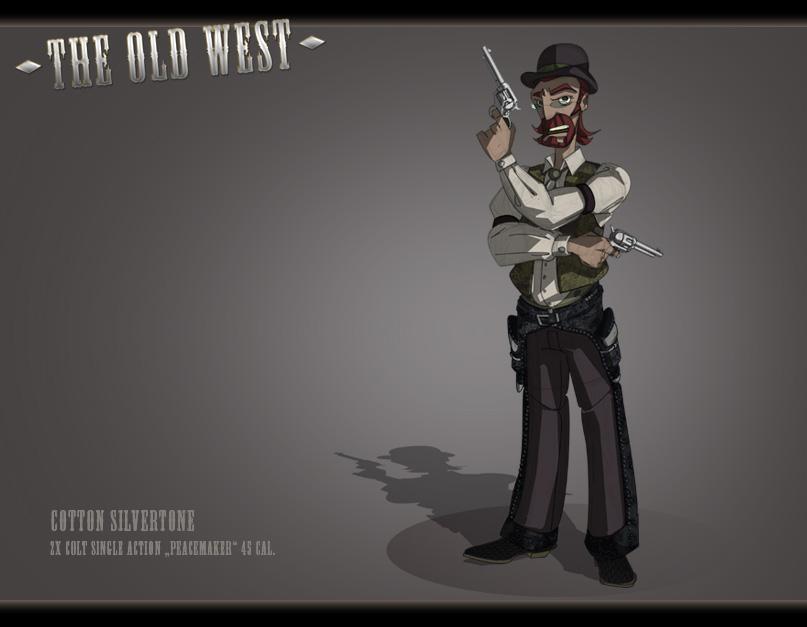 Old West Gunslinger Drawings The Old West The Gunslinger